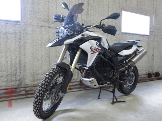 BMW 2013 F800GS, Adventure MotoX Blog