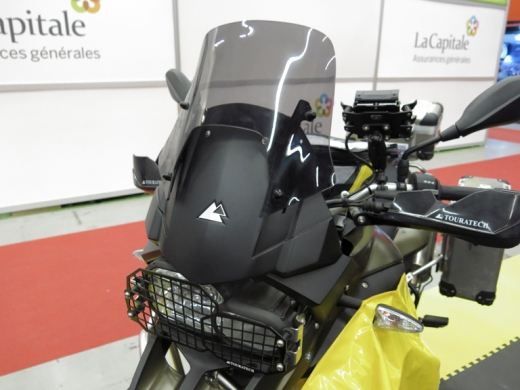 F800GS Touratech Desierto 3 Fairing