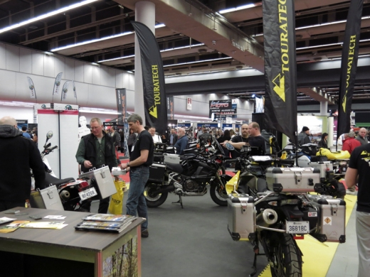 Touratech Canada Booth