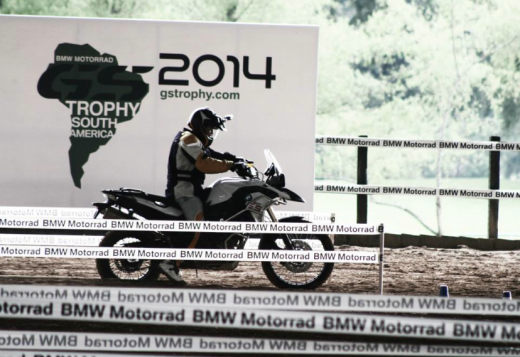 Latin GS Trophy BMW