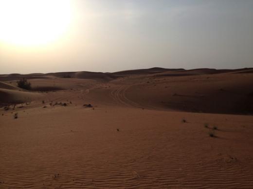 Off Road Toyota Dunes UAE
