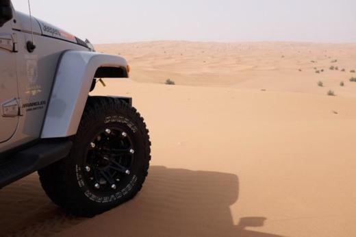 Dunes Near Dubai